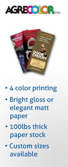 agrecolor new york s premier print house brochures